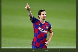 Lelah dengan Masalah Internal Barcelona, Lionel Messi Dikabarkan Ingin Pergi ke Klub Inggris Ini