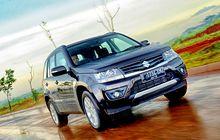 Kabar Suzuki Grand Vitara, SUV Yang Bertahan Lawan CR-V Dan X-Trail