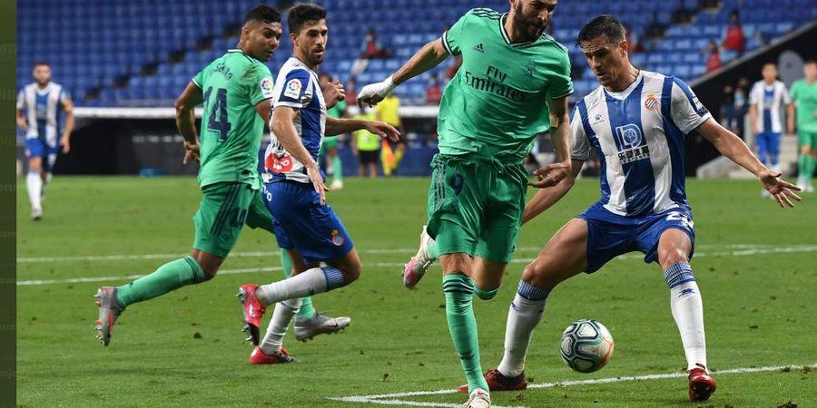 Rekor Baru Benzema Ancam Dominasi Messi-Suarez pada Liga Spanyol