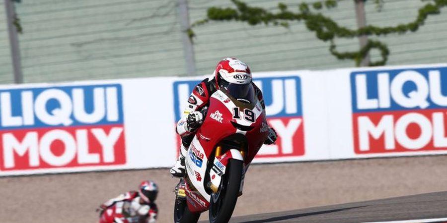 Moto3 Belanda 2021 - Pembalap Indonesia Bongkar Susahnya Taklukan Assen