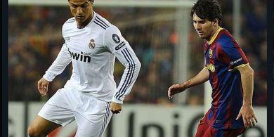 Eks Bomber Haus Gol Inggris: Saya Penggemar Berat Ronaldo, Tapi Messi Tetap yang Terbaik