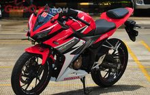 Promo Akhir Tahun, Honda Beri Cashback untuk CBR150R