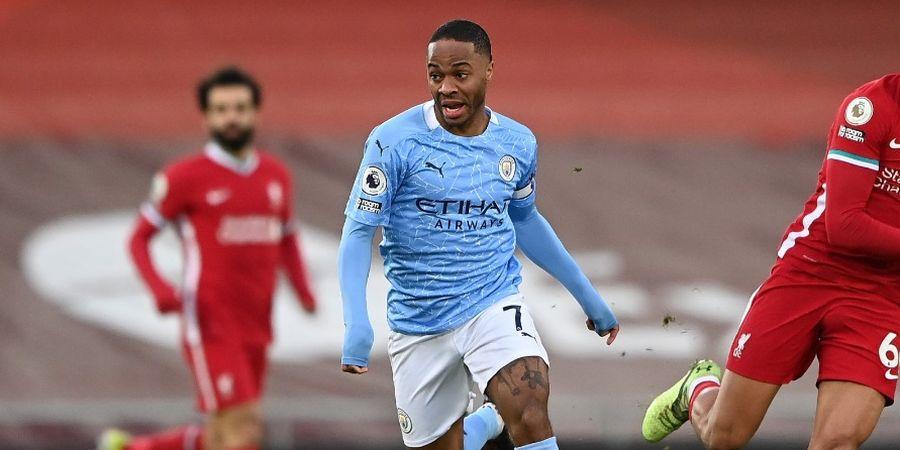 Stop Pertanyakan Masa Depan, Raheem Sterling Harus Segera Perpanjang Kontrak di Manchester City