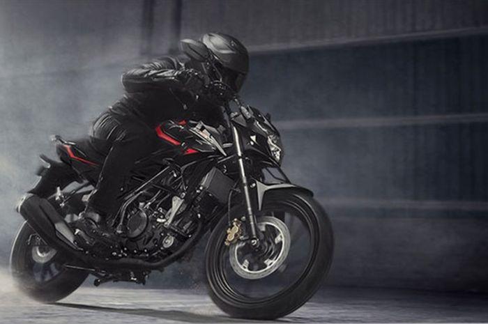 Honda CB150R Street Fire current version