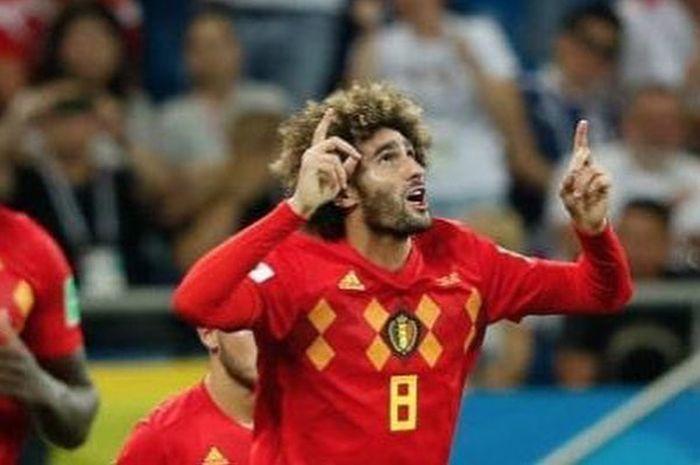 Marouane Fellaini memutuskan pensiun dari timnas Belgia.