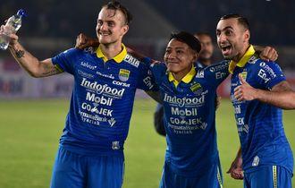 Persib Depak Tiga Pemain dari Skuatnya ke Klub Ini