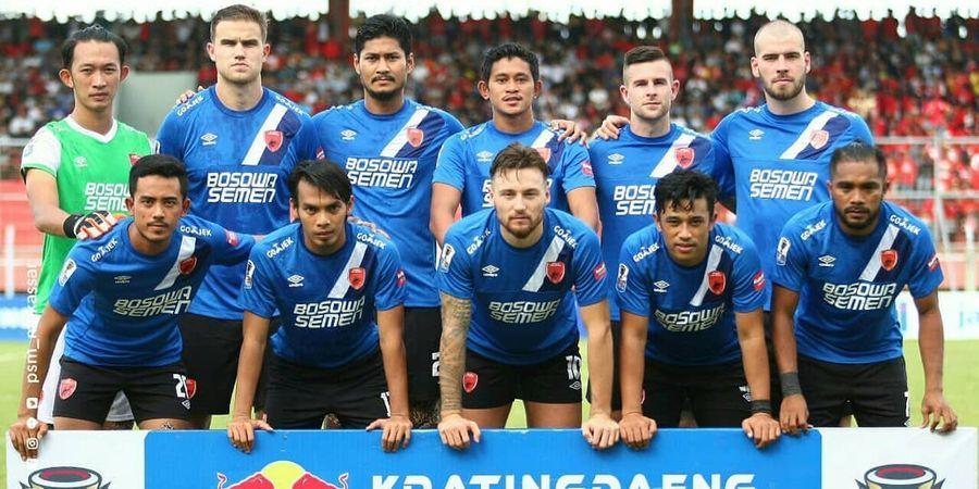 Tugas PSM Makassar Makin Mudah karena Persija Jakarta