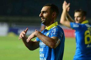Bagi Artur Gevorkyan, Mencetak Gol untuk Persib Bukan Hal yang Terpenting