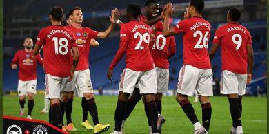 Prediksi Line-up Man United Vs Kobenhavn - Skuad Terbaik Tim Setan Merah