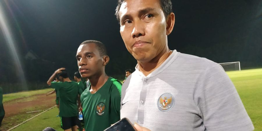 Timnas U-16 Indonesia Sambut Ajang U16 Four Nations Tournament 2019 di Qatar