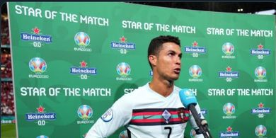 Sentuh 300 Juta Followers di Instagram, Cristiano Ronaldo Kalahkan Lionel Messi di Jagat Maya