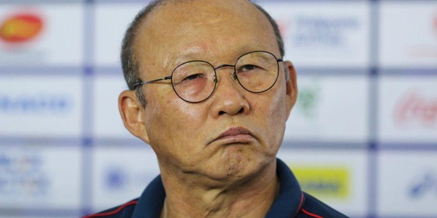 Kena Penyakit Mata, Pelatih Timnas U-22 Vietnam Enggan Dekati Pemain