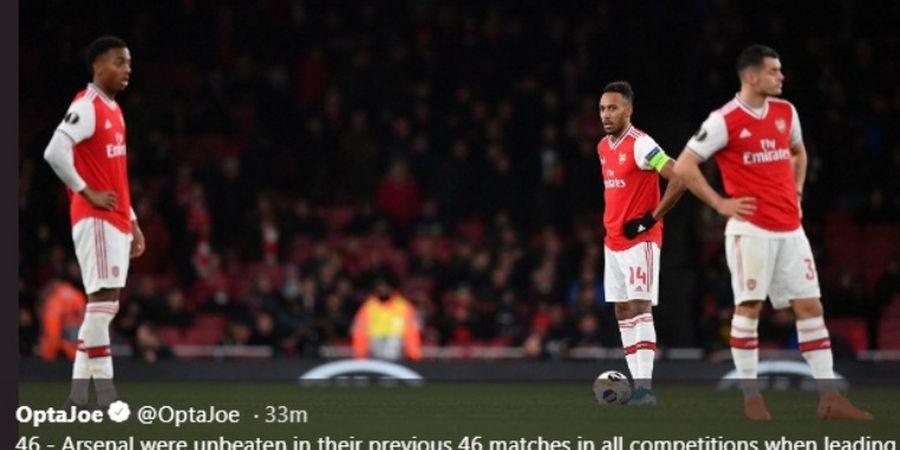 Arsenal Kalah, Stadion Sepi seperti Kuburan