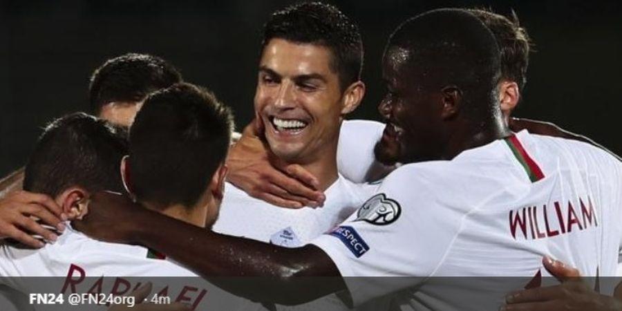 10 Korban Quat-trick Cristiano Ronaldo untuk Portugal dan Real Madrid