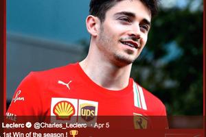 F1 GP Styria 2020 - Charles Leclerc Dapat Penalti Tiga Grid