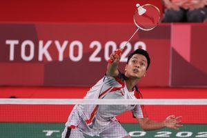 Hasil Bulu Tangkis Olimpiade Tokyo 2020 -  Via Rubber Game, Anthony Pijak Semifinal