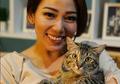 Anisha Dasuki Ternyata Pecinta Kucing! Ini Manfaat Memelihara Kucing