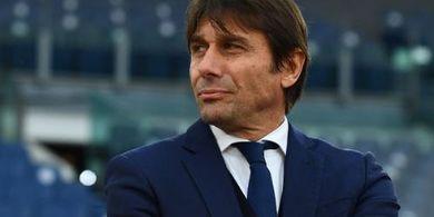 Antonio Conte: Saya Cuma Kantongi Kembalian Bensin, Belum Scudetto!