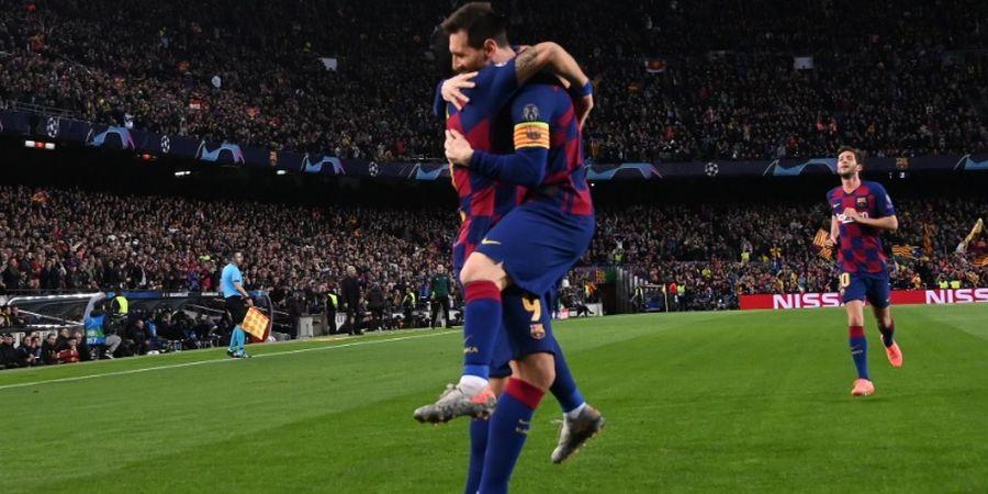 Daftar Penikmat Assist Lionel Messi di Barcelona, Luis Suarez Paling Dimanja
