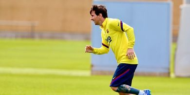 Tinggal 7 Hari Menuju Kembalinya Liga Spanyol, Lionel Messi Alami Cedera