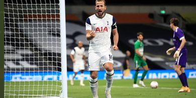 Hasil Lengkap Play-off Liga Europa - Tottenham Lolos dengan Cetak 7 Gol, AC Milan Menang Adu Penalti