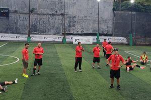 Persija Akan Jalani Laga Uji Coba Melawan Tim Liga 2
