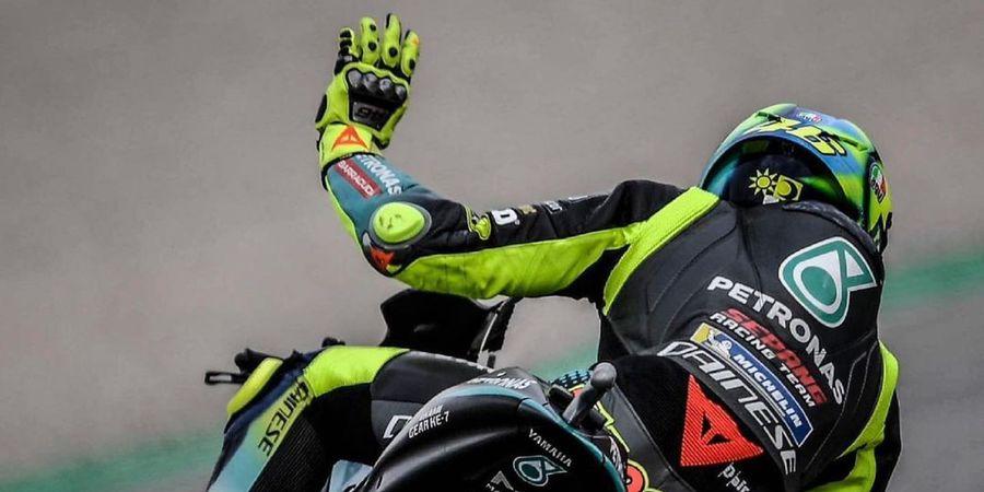 MotoGP Jerman 2021 - Valentino Rossi Akui Sempat Kehilangan Kepercayaan Diri