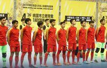 drawing piala asia futsal u-20 2019, indonesia bisa tembus 8 besar