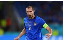 Bebas Status Pengangguran, Giorgio Chiellini Pastikan Ia Bertahan di Juventus