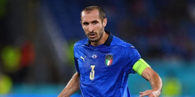 Final Euro 2020 - Kapten Italia Sindir Inggris Andalkan Faktor Kampung Sendiri