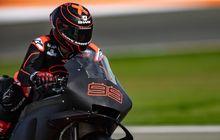 Enggak Nyangka, Jorge Lorenzo Komentari Motor Honda dan Tandem Barunya Marc Marquez Begini