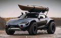 Ini Jadinya Kalau Toyota Supra Baru Dimodifikasi Bergaya Adventure