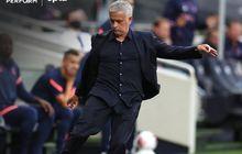 Kesempurnaan Mourinho pada Awal Musim Akhirnya Bisa Dirusak