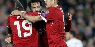 Liverpool Dikaruniai Trisula Maut, Juergen Klopp Panjatkan Syukur