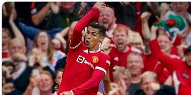 Ronaldo Tepuk Tangan saat Gol Villarreal, Manchester United Jadi Ngamuk