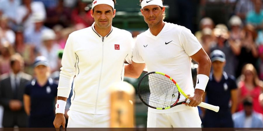 Australian Open 2020 - Rafael Nadal Tak Pedulikan Rekor Roger Federer