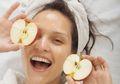 Wajah Cerah dan Bebas Minyak dengan Scrub Apel, Ini Cara Buatnya!