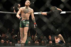 Lihat Cucunya 'Dipermalukan', Nenek Ini Hampiri Conor McGregor di Arena UFC 246