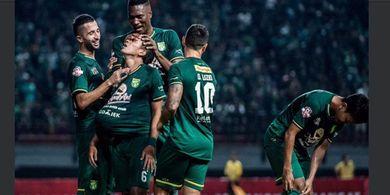 Persebaya Menuju Markas Madura United dengan Diiringi Badai Cedera