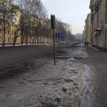 Bukan Putih, Salju yang Turun di Siberia Justru Berwarna Hitam