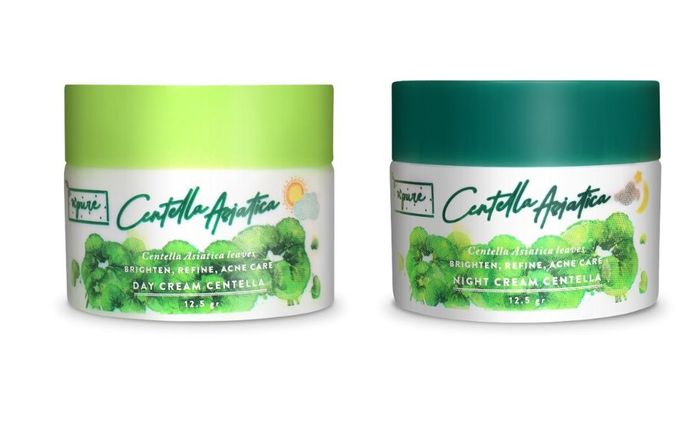 N'Pure Centella Asiatica Day and Night Cream.