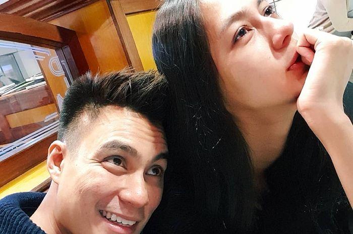 Baim Wong dan sang istri