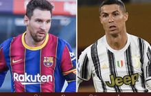 Serupa tetapi Tak Sama soal Nasib, Cristiano Ronaldo Mandul dan Lionel Messi Tak Terpuji