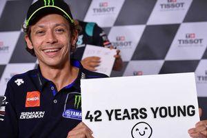 Terkuak Hal Ini Mampu Buat Valentino Rossi Balapan Hingga Tua di MotoGP