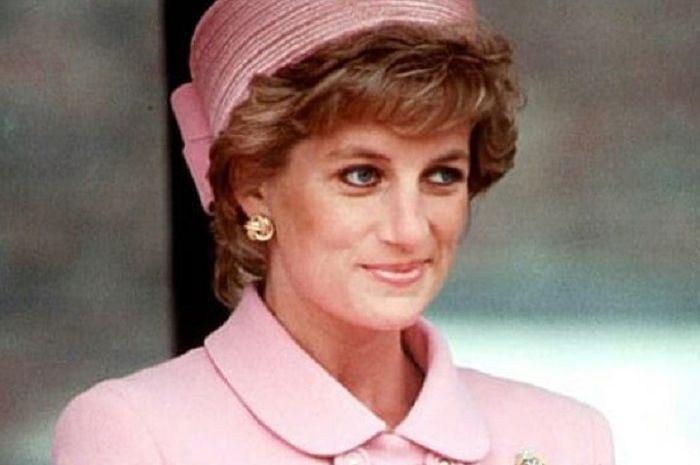 Kehidupan Putri Diana di dalam istana