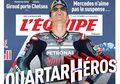 Usai Juara MotoGP Spanyol 2020, Fabio Quartararo  Ungkap 1 Hal yang Jadi Ambisinya