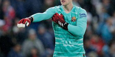 Marc-Andre ter Stegen: Bawa Barcelona Juara Liga Champions 2015 adalah Momen Terbaik