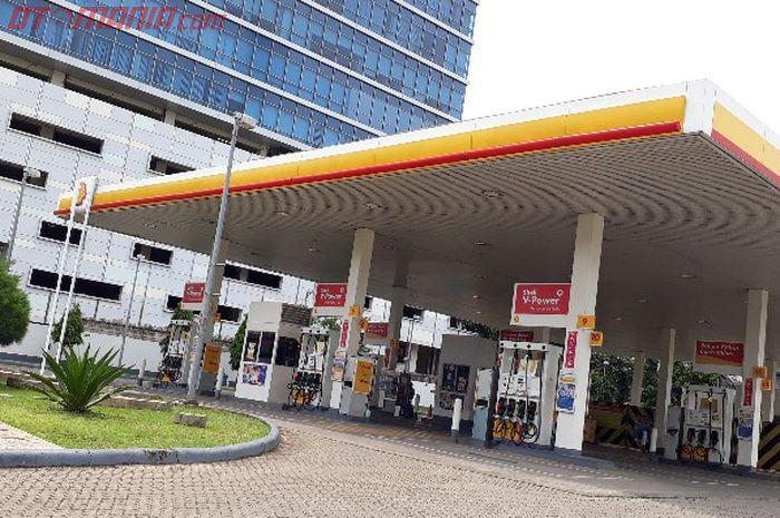 SPBU Shell turunkan harga