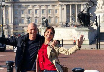 Di Balik Kembalinya Zinedine Zidane ke Real Madrid, Ternyata Ada Campur Tangan Sang Istri?