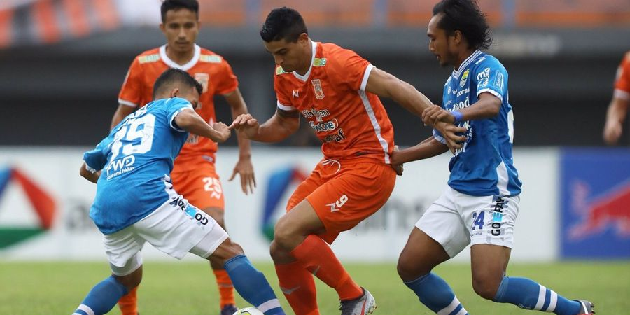 Persib Bandung Sudah 'Dilukai' 3 Mantan Sebelum Kick-off Liga 1 2019